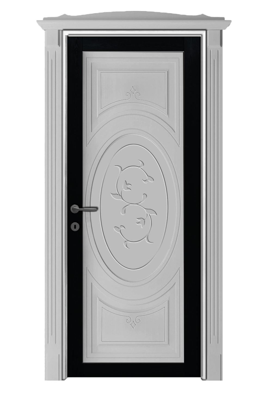 Porte In Kit - Configura la Tua Porta in Legno su misura grezza o ...